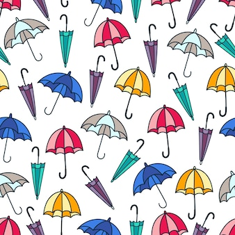 Umbrella background design