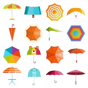 Umbrella  set.