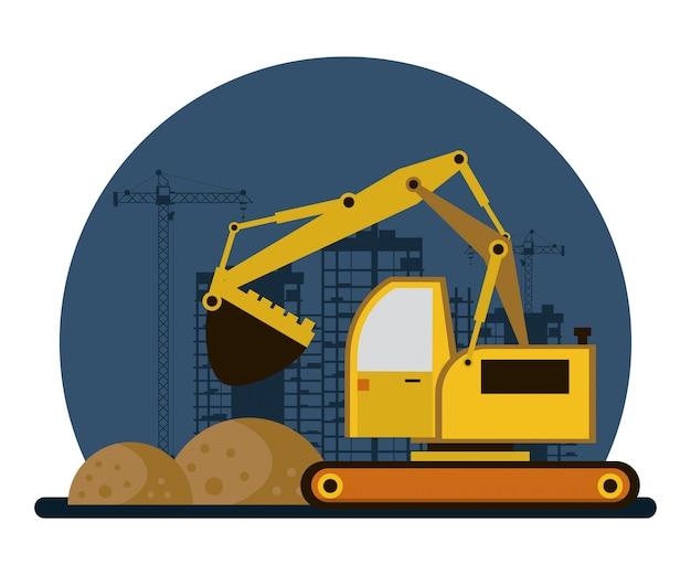 건설 건물 및 기계류
