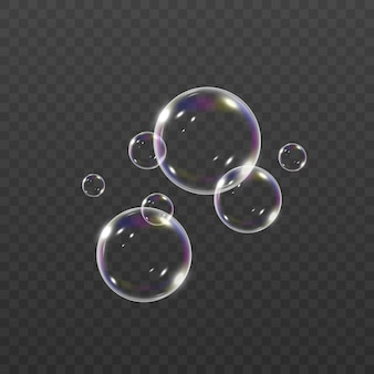 Underwater fizzing air bubbles stream on white background. fizzy sparkles in water, sea, aquarium. soda pop.