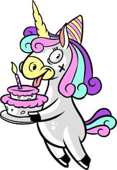 Unicorn birthday 2