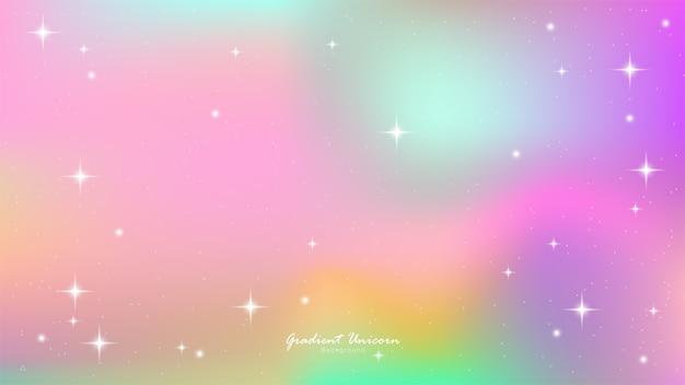 Unicorn gradient