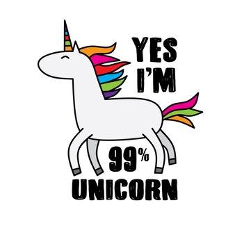 Unicorn Quote and Saying