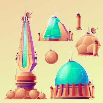 Unidentified space objects, UFO, space ships of alien