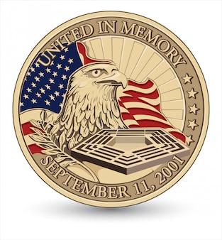 Объединенный в памяти 11 сентября 2001