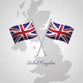 United kingdom country flag