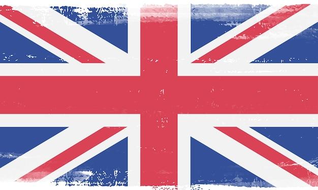 그런 지 스타일의 영국 국기