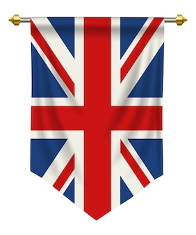 United kingdom pennant