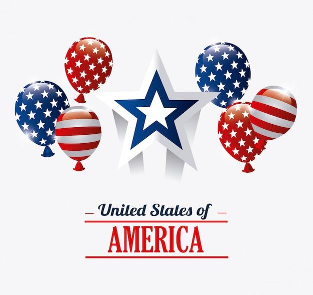 United states design.