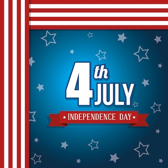 United states happy independence day, 4th july celebration