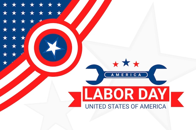미국 노동절 축하
