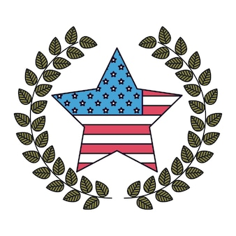 United states of america design