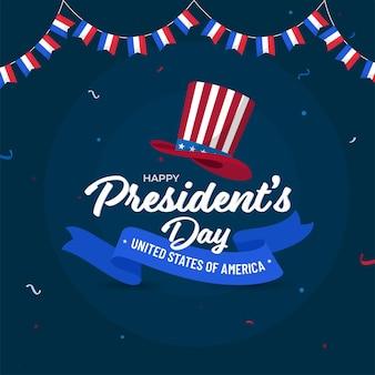 Соединенные штаты америки, концепция дня президента