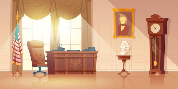 アメリカ合衆国大統領職場