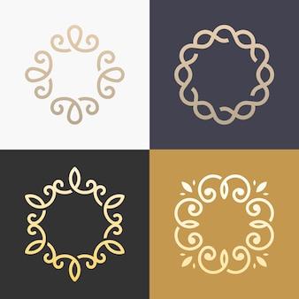 Универсальный творческий символ иллюстрации