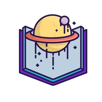 Universe book icon