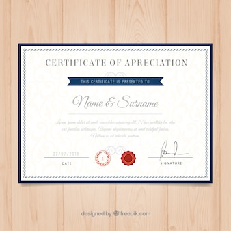 Certificate border vectors photos and psd files free download university certificate template yadclub Choice Image