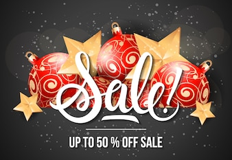 Up to Fifty Percent off Sale Inscription