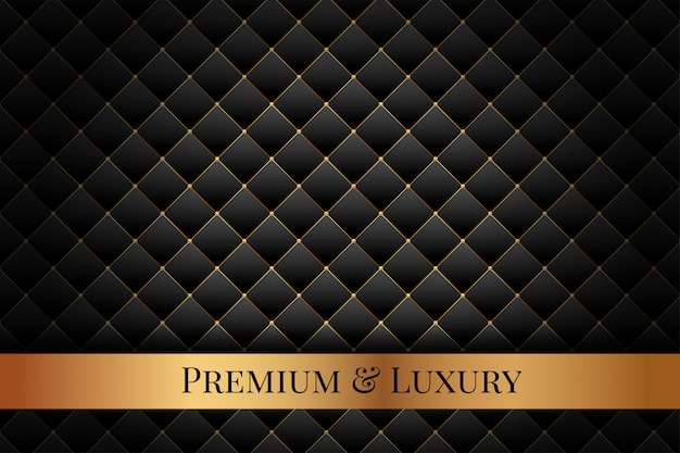 Upholstery premium luxury diamond pattern