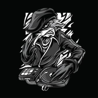 Городские ритмы черно-белые иллюстрации