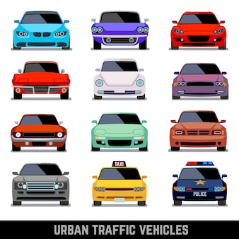 Urban traffic vehicles