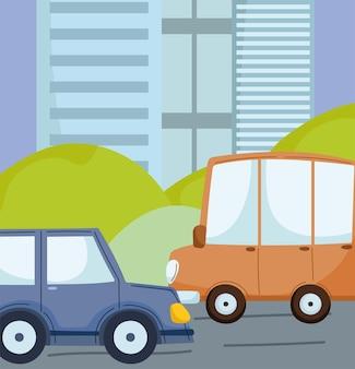 都市交通車