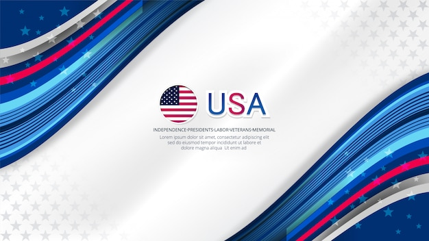 アメリカ独立記念日の背景