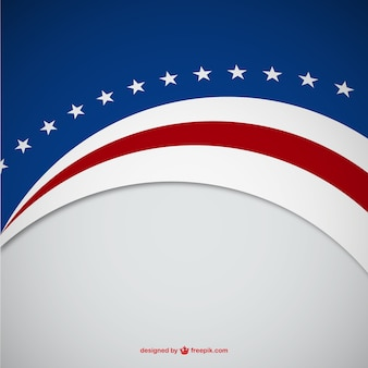 Usa colors background