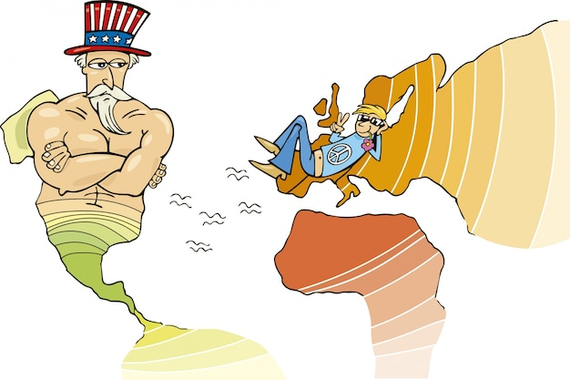 Usa and european union