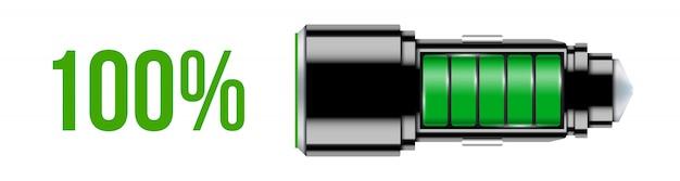 充電器車のusb機器、電子機器。