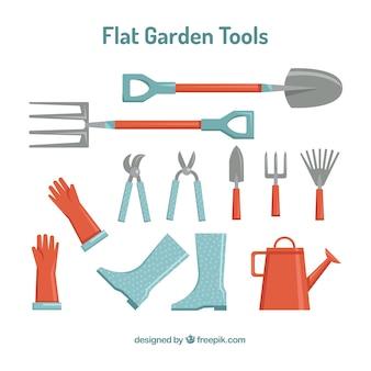 有用な庭の要素