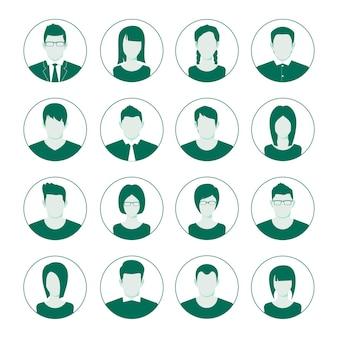 Аватар учетной записи пользователя