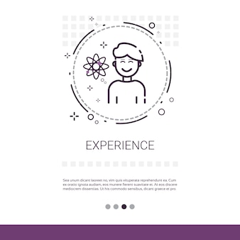User experience quality evaluation banner