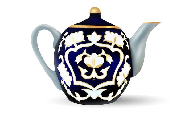 Узбекский чайник