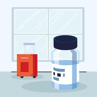 Сумка для вакцинации и дорожная сумка