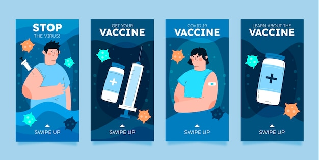 사진과 함께 백신 instagram 이야기 모음