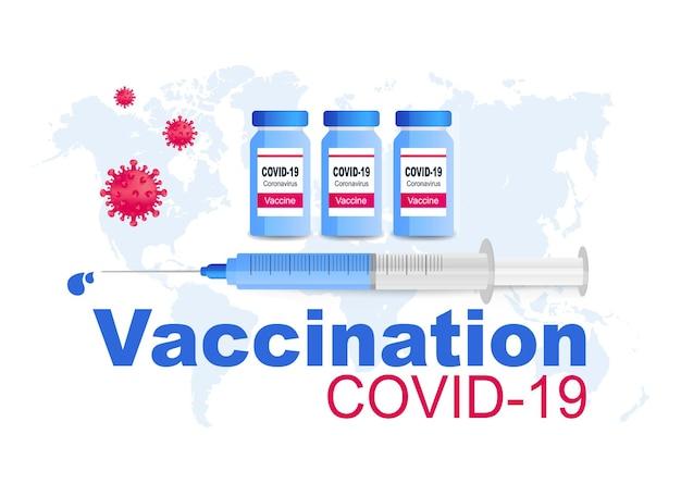 Vaccine and vaccination against coronavirus covid19