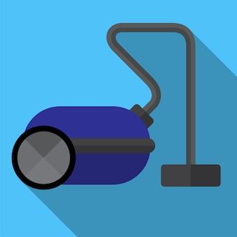 掃除機フラットアイコンイラスト分離ベクトル記号記号