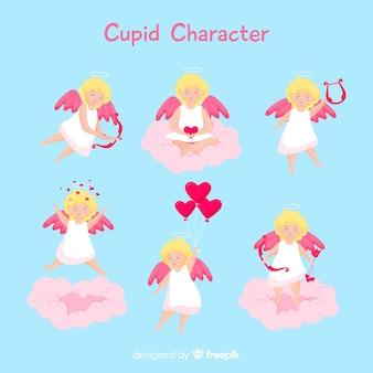 Valentine blonde cupid collection