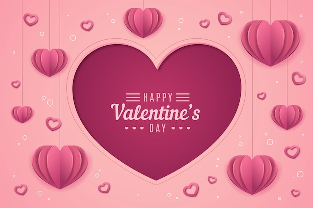 Валентина день фон