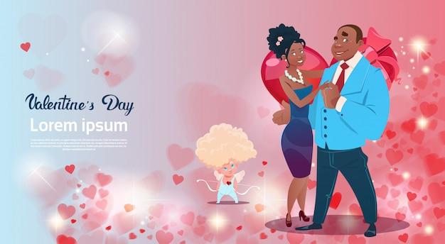 Valentine day gift card