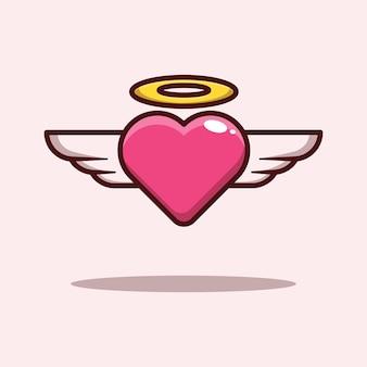 Валентина дизайн сердца любви