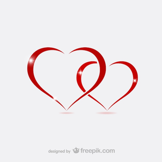 heart outline vectors photos and psd files free download rh freepik com vector heart outline ai vector heart outline illustrator