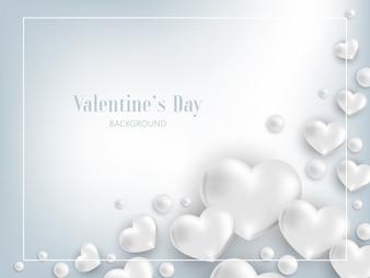 День Святого Валентина фон.