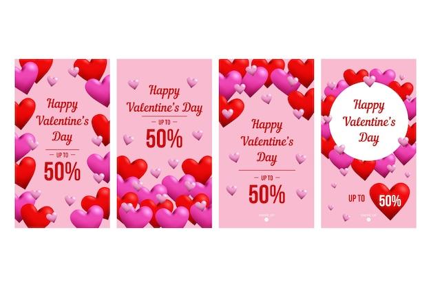 Valentine's day best sale story