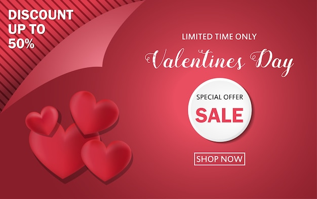 Valentine's day big sale special offer