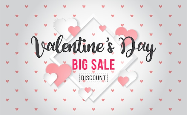 Valentine's day big sale
