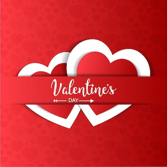 Valentines day card vectors photos and psd files free download valentines day card m4hsunfo
