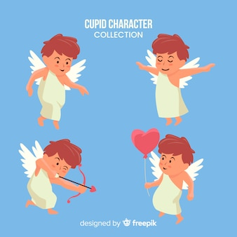 Valentine's day cupid collection