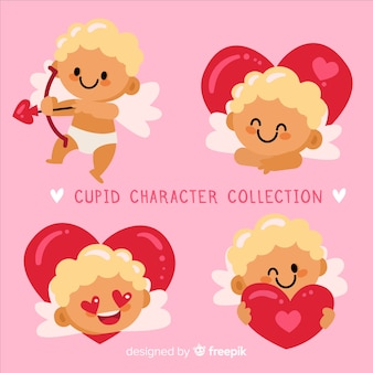 Valentine's day cute cherubin pack